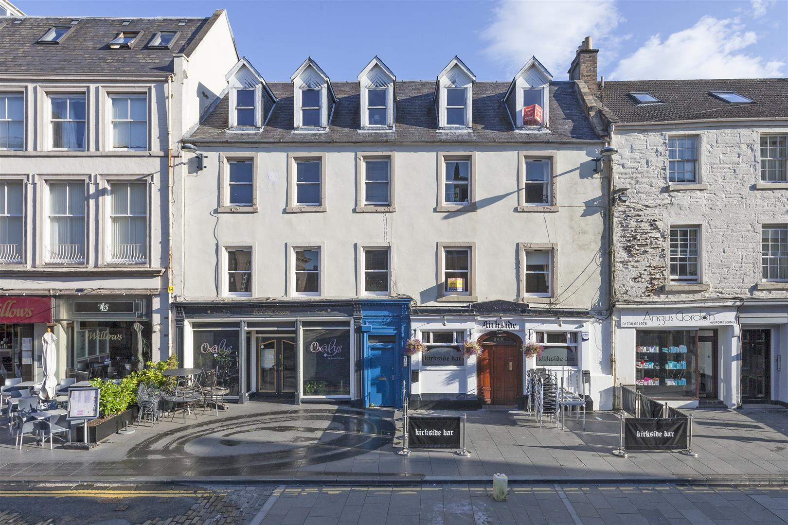 Flat 2, 9, St. Johns Place, Perth, Perthshire, PH1 5SZ, UK